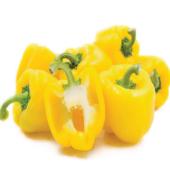 Bell pepper yellow