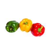 Bell Pepper Tricolour
