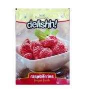 Delishh Frozen Raspberries 1 kg