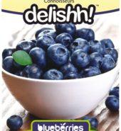 Delishh Frozen Blueberries 1 kg