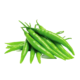 green chickpeas cholia