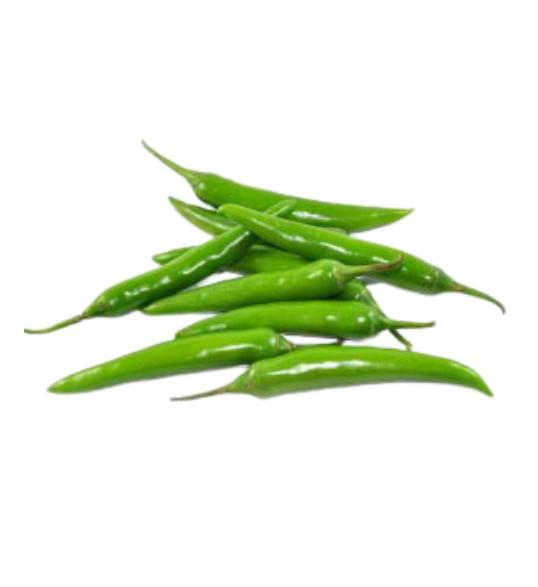 green chilli large
