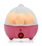 Electric Egg Boiler 1114 Egg Cooker  (Multicolor, 7 Eggs)