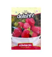 Delishh Frozen Strawberries 1 kg