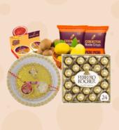 Delicious & Nourishing Rakhi Combo