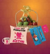 Delightful Rakhi Gift Combo Pack