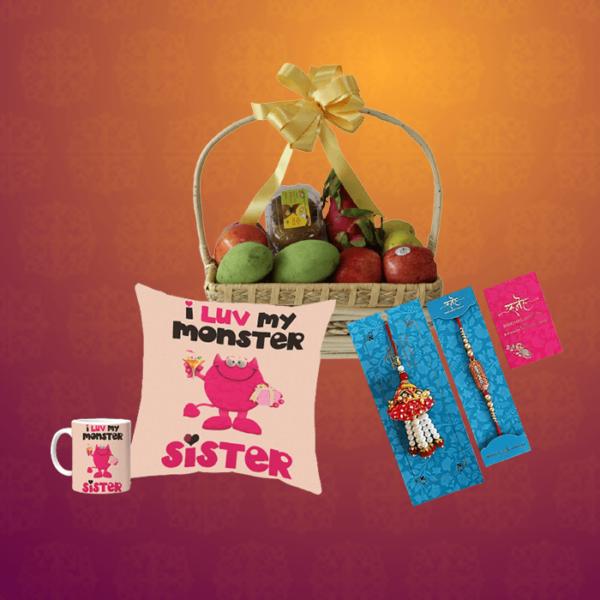 Delightful Rakhi Gift Combo Pack1