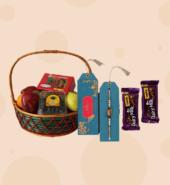 Rakhi Special Fruit Basket Combo